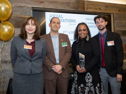 CEO Charlotte DiBartolomeo Honored for Social Innovation in Violence Prevention