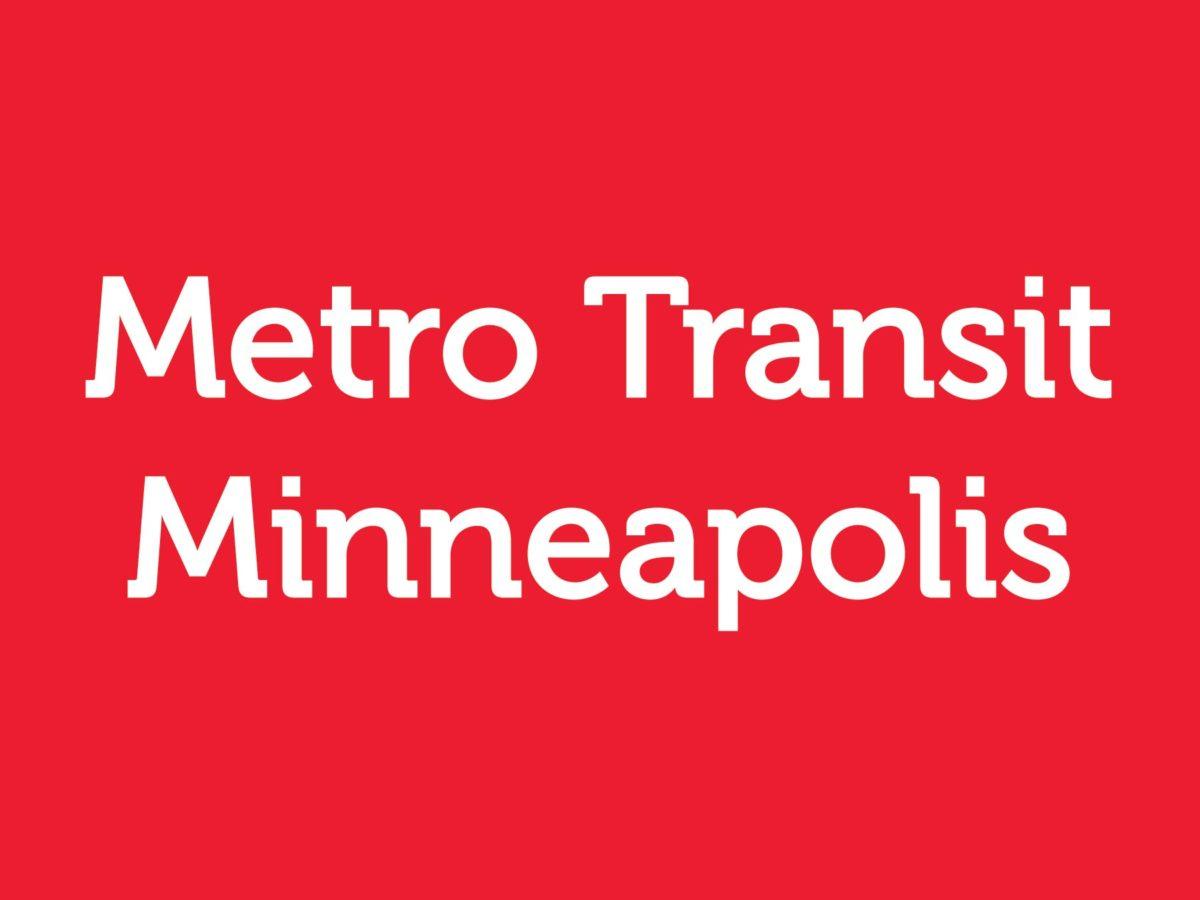 Metro Transit Minneapolis